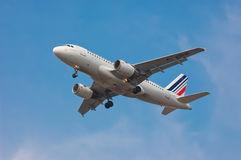 Air France Airbus A319 Stock Photography