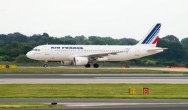 Air France Airbus A320 Stock Photos