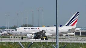 Air France Airbus para arriba en el cielo