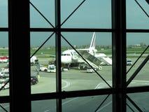Air France aircraft Stock Photos