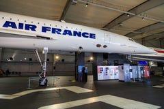 Air France Concorde Fotografia de Stock