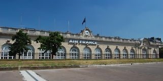 Air France em Paris Fotografia de Stock