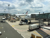 Air France Stock Photography