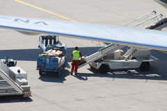 Air Freight Stock Image