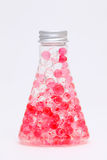 Air freshener. In plastic container on white background Stock Image
