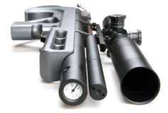 Air gun Royalty Free Stock Image