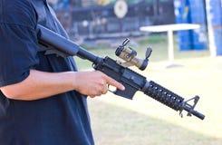 Air Gun. Royalty Free Stock Images