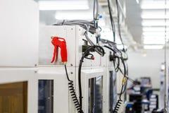 Air gun forclean machine Stock Photo