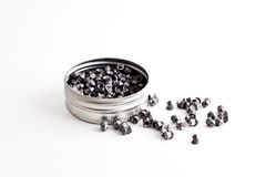 Air Gun Pellets Stock Photography