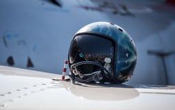 Air helmet Stock Photo