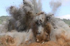 Air Hill Blast 4 Royalty Free Stock Photo