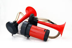 Air Horn royalty free stock photo