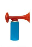 Air horn - isolated Royalty Free Stock Photo