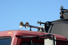Air horns Stock Photography