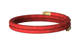 Air Hose Royalty Free Stock Image