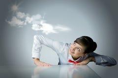 Air hostess Royalty Free Stock Photo