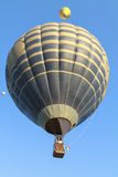 Air hot balloons. In Hungary Royalty Free Stock Photo