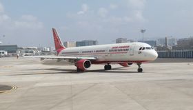 Air India Airbus A321 Fotos de Stock