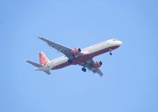 Air India Aircraft Royalty Free Stock Photos