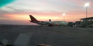 Air India royalty free stock photo