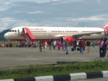 Air India being plane