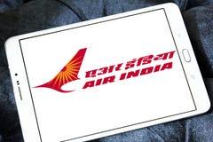 Air India logo Arkivbilder