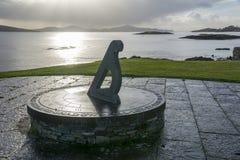 Air India minnesmärke Irland Fotografering för Bildbyråer