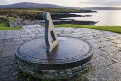 Air India pomnik Irlandia zdjęcie royalty free