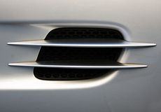 Air Intake Stock Photography