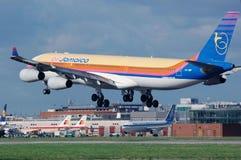 Air Jamaica Planes Stock Image