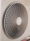 air konditionering uttag Arkivfoto