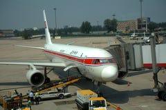 Air Koryo, Pequim, China Imagem de Stock