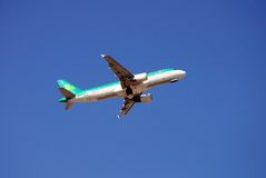 Air Lingus Airbus A320 Foto de Stock