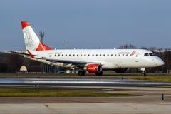 Air Lituanica Photos libres de droits