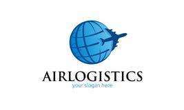 Air Logistics Logo Royalty Free Stock Photography