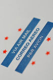 Air mail Royalty Free Stock Photography