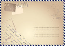 Air mail Royalty Free Stock Photos