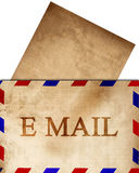 Air mail Royalty Free Stock Photo