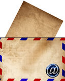 Air mail Stock Image