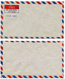 Air mail background Stock Photos