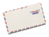 Air Mail Stock Photography