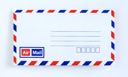 Air mail envelope letter Stock Photos