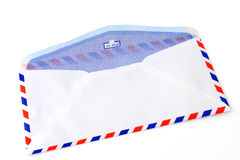 Air Mail Stock Photo