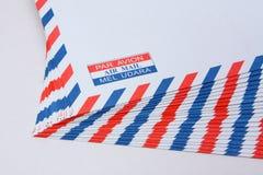 Air Mail Envelopes royalty free stock image