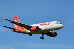 Air Malta / Airbus A319-112 / 9H-AEG Stock Photos