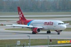 Air Malte Photographie stock