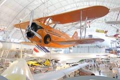 air museumavstånd Arkivbild