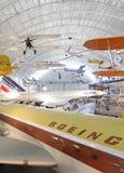 air museumavstånd Arkivfoton