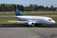 Air New Zealand Fotos de Stock