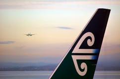 Air New Zealand Stock Afbeeldingen